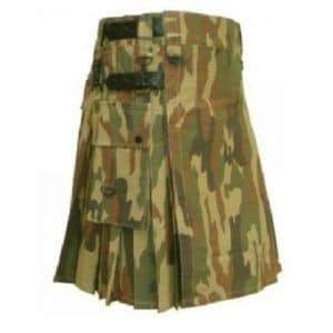 men fashion casual kilt