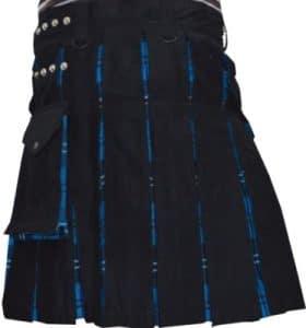 Ramsay blue kilt