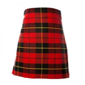 tartan plaid fabric kilt