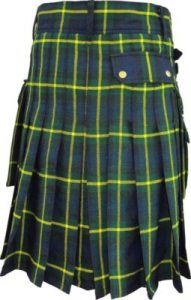 Gordon dress tartan 1