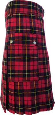 scottish clan tartans kilt