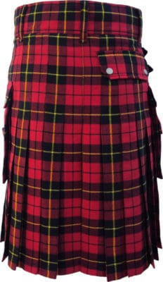 scottish clan tartans