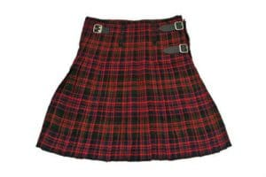 Irish Clan Tartans kilt