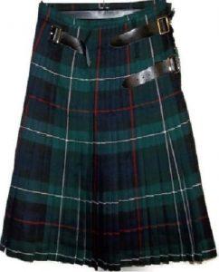 Ancient Mackenzie Tartan Kilt