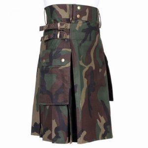 military style clothing mens kilt