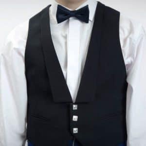 Prince Charlie Vest