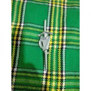 silver kilt pins