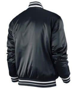modern Nike varsity jacket