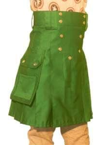 best green color kilt