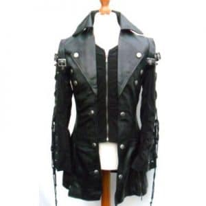 womens gothic clothing jacket