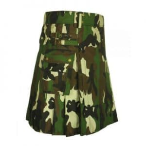 military camouflage clothing