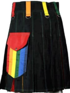 multi color dress