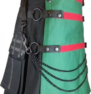 Green And Blacks kilt