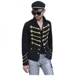 military jacket mens fashion