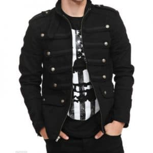 Mens Military Field Jacket