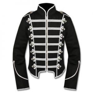 mens white jacket