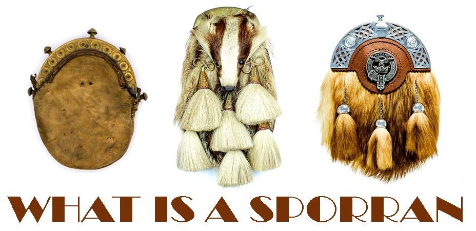 What Is A Sporran?