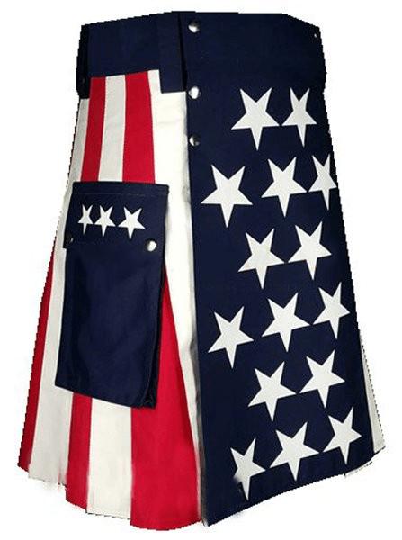 American Flag Kilt