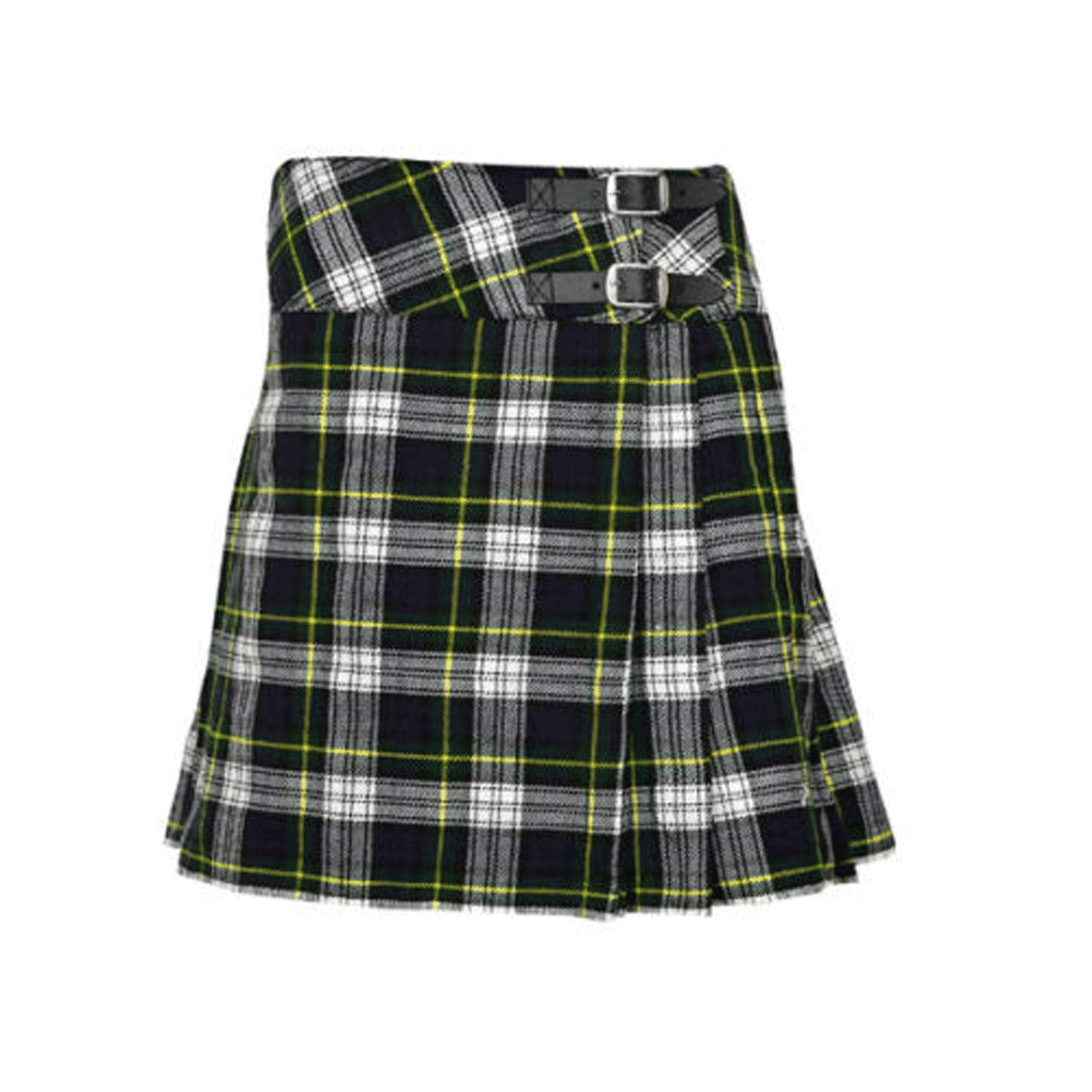 Dress Gordon Short Tartan Kilt