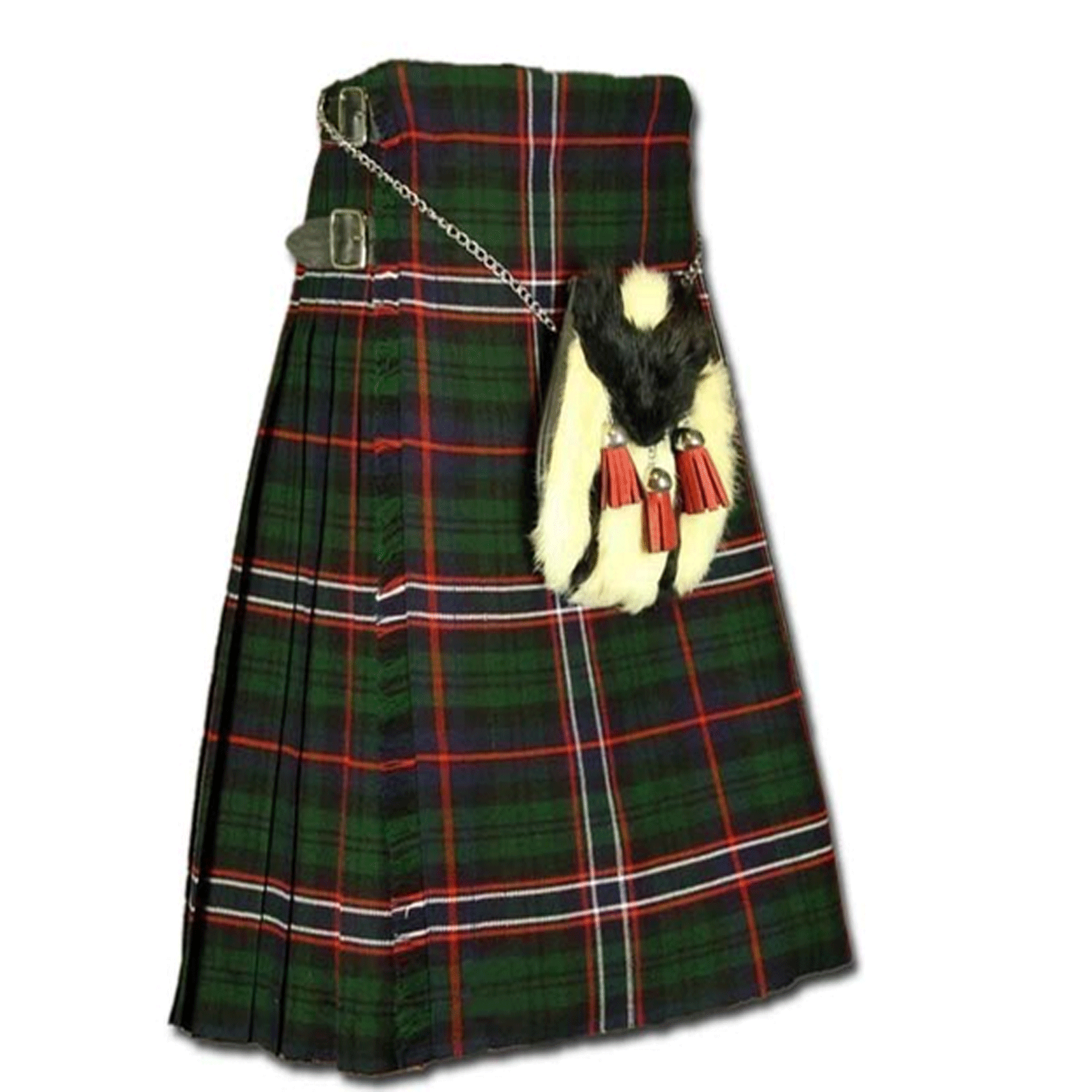 Scottish National Tartan Kilt