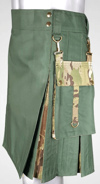 New Stylish Hybrid Tactical Kilts For Sale Men