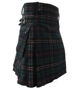 Scottish Tartan Utility Kilt