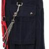 Red Fashion Kilt
