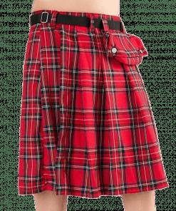 Royal Stewart Pistol Tartan Kilt