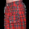 Royal Stewart Tartan Pistol Kilt