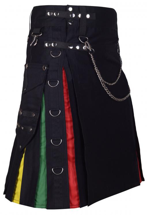 Hybrid Rainbow Kilt