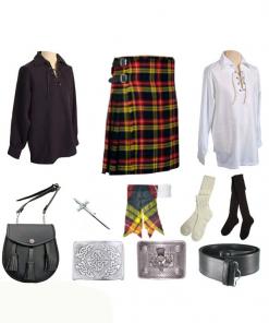 Buchanan Tartan Outfit